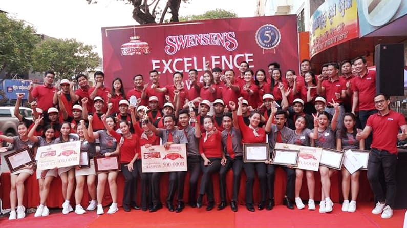 Swensens Excellence Award 2019